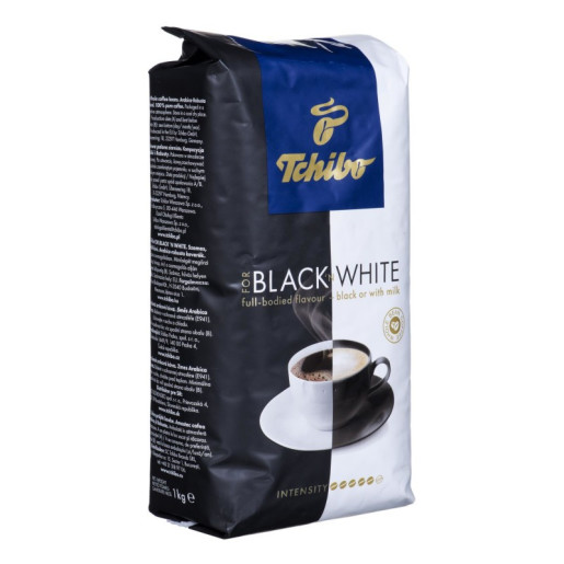 Cafea Tchibo for Black'n White boabe (6 x 1 kg)