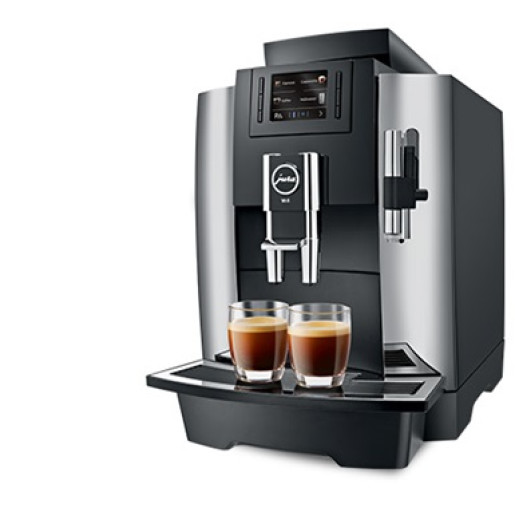 Espressor automat Jura WE8 Chrome