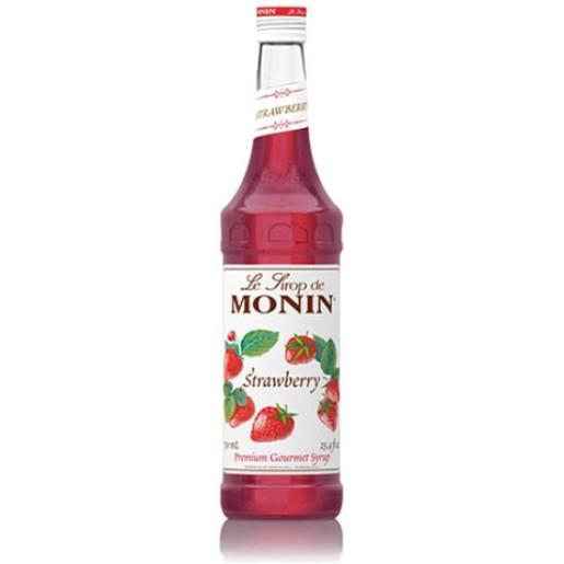 Sirop Monin Capsuni 700 ml