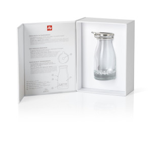Kit Illy Essential Line - Mini Lattiera
