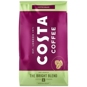 Cafea Costa The Bright Blend Medium Roast boabe 1 kg