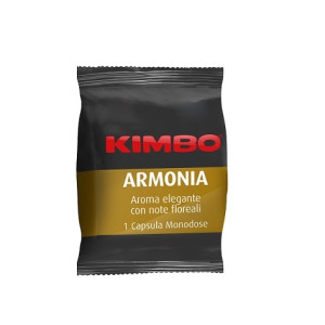 Cafea Kimbo Armonia 100% Arabica 100 capsule (compatibile Lavazza Point)