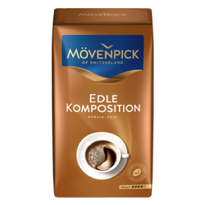 Cafea Movenpick of Switzerland Edle Komposition macinata 500 gr (vanzare la bax)