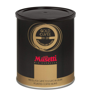 Cafea Musetti Gold Cuvee boabe 250 gr