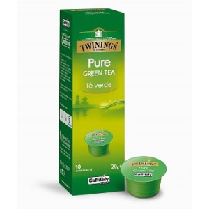 Ceai Twinings Caffitaly Pure Green (10 capsule)