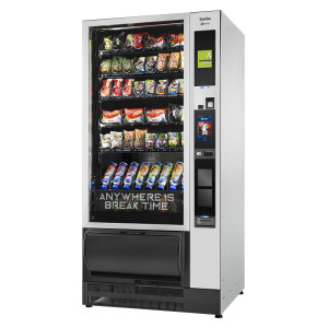 Distribuitor Automat Necta Samba Touch Top Food 7-48
