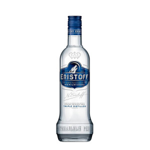 Vodka Eristoff 0.7 L