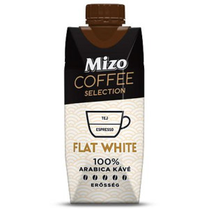 Mizo Coffee Selection Flat White 330 ml (vanzare la bax)