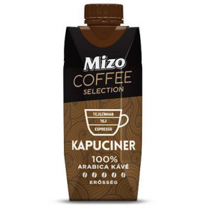 Mizo Coffee Selection Kapuciner 330 ml (vanzare la bax)