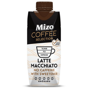 Mizo Coffee Selection Latte Macchiato fara Lactoza 330 ml (vanzare la bax)