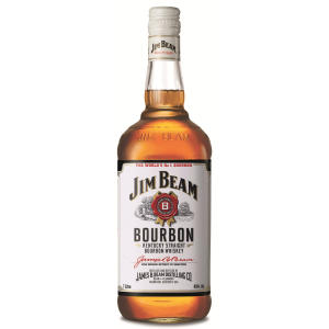 Whisky Jim Beam White Label 1 L