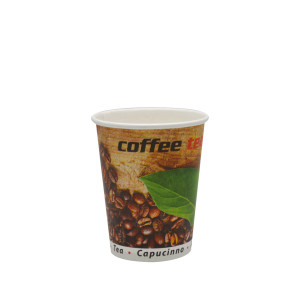 Pahare Carton Vending Coffee-Tea 7 oz (50 buc/set) - vanzare la bax