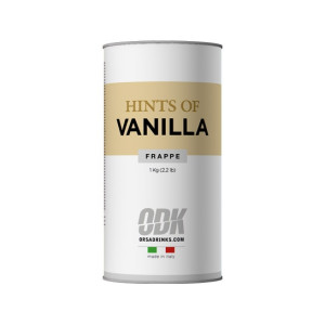 Pudra Frappe ODK Hints of Vanilla 1 kg