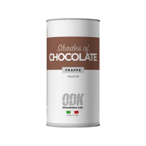 Pudra Frappe ODK Shades of Chocolate 1 kg