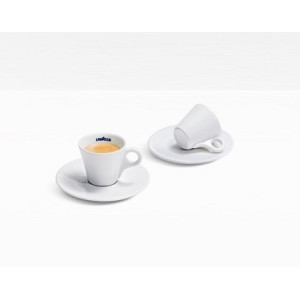 Set Ceasca + Farfurie Espresso Premium Collection Lavazza (12 buc)