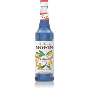 Sirop Monin Blue Curacao 700 ml