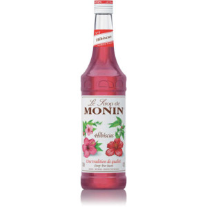 Sirop Monin Hibiscus 700 ml