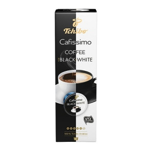 Tchibo Cafissimo Coffee for Black'n White 10 capsule (vanzare la bax)