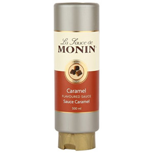 Topping Monin Caramel 500 ml