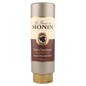 Topping Monin Ciocolata Amaruie 500 ml