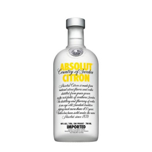 Vodka Absolut Citron 0.7 L