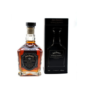 Whisky Jack Daniel`s Single Barrel Tin 0.7 L