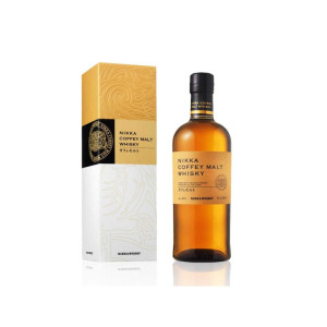 Nikka Coffey Malt Gift Box 0.7 l
