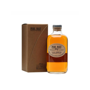 Whisky Nikka Pure Malt Black Gift Box 0.5 L