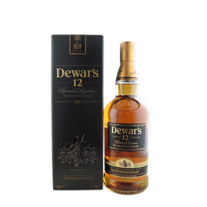 Whisky Dewar`s Special Reserve 12 ani 0.7 L Gift Box