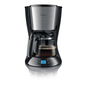 Cafetiera Philips Daily Black Metal HD7459/20